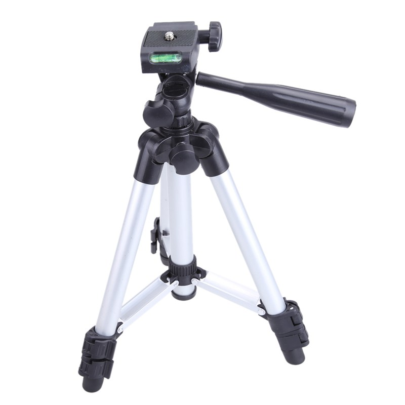 Déplié (1080mm) de Haute Qualité Portable Professionnel Trépied Pour Numérique/Caméra Vidéo Caméscope Trépied Pour Nikon Canon Panas