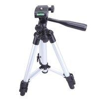 Universal Digital Video Camera Camcorder Travel Tripod Stand For Nikon Canon Panas Tripode Movil LD456