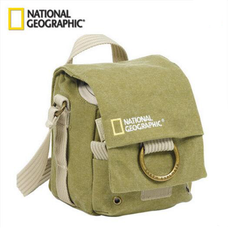 National Geographic Mini Camera/Video Bag Men Women Messenger Bags For Digital Camera Action Camera Carry Bag Waist Bag NG 2342 national geographic ng rf 5350 camera bag digital video camera backpacks portable camera protection photography accessories bag