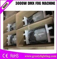 Fog Machine 3000W DMX512 Stage Effect Smoke Machine
