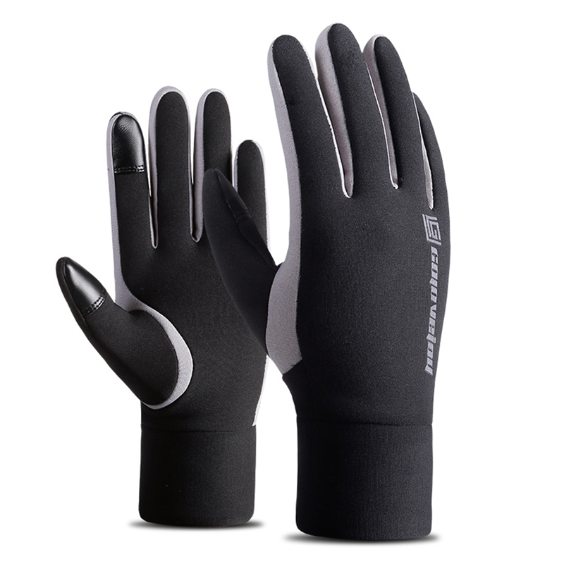 Ski-Gloves Warmer Snowboard Waterproof Outdoor Touch-Screen for Riding Flexible Full-Fingered