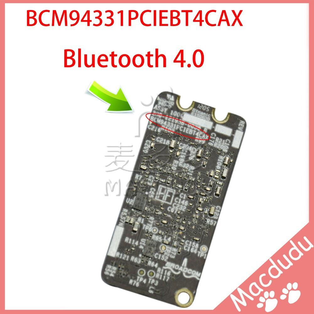 NEW Bluetooth 4 0 Wifi Card Airport Card for Macbook Pro 13 15 17 A1278 A1286