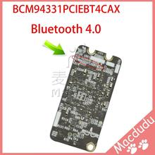 NEW Bluetooth 4.0 Wifi Card Airport Card for Macbook Pro 13″ 15″ 17″ A1278 A1286 A1297 2011 2012 BCM94331PCIEBT4CAX