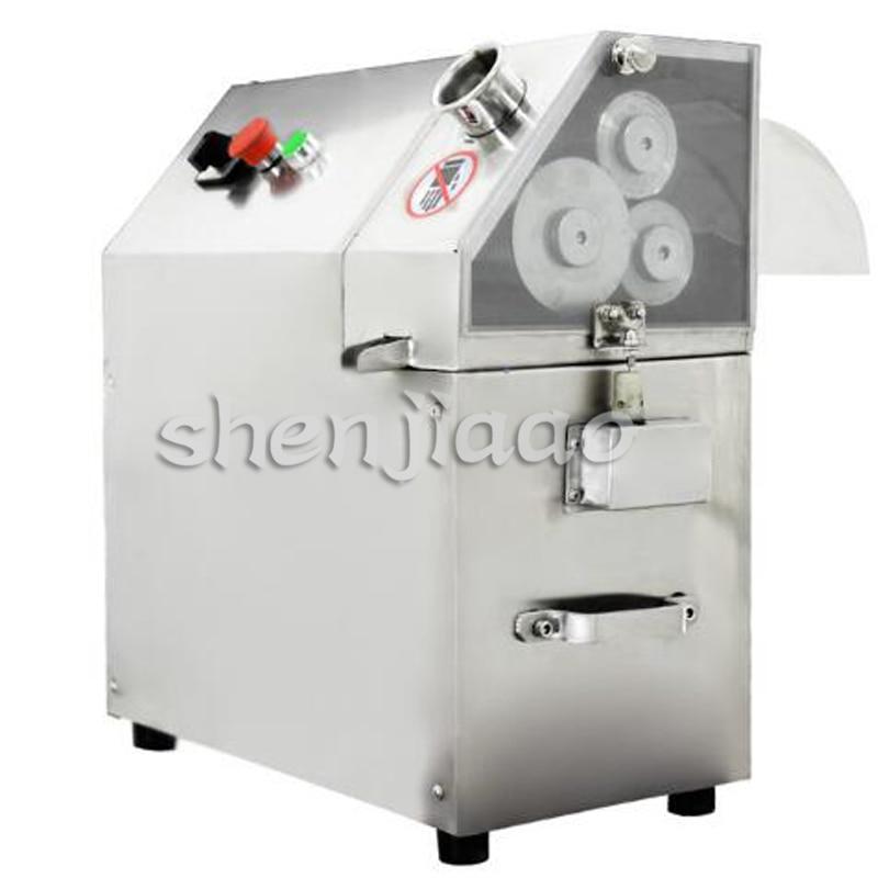 QJH L100A presse agrumes à 3 rouleaux, presse agrumes à canne à sucre, extracteur de canne à sucre, presse agrumes à canne à sucre 1pc - 2