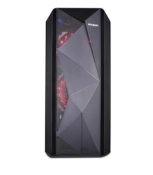 IPASON Desktop PC Intel i7 9700 GTX1050TI 4G/GTX1650 4G 240G SSD 8G DDR4 RAM for Game PUBG Assembly Gaming desktop Computers 4