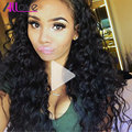 Cheap Peruvian Deep Wave 7A Peruvian Virgin Hair Deep Wave 3 Pcs Lot Peruvian Deep Curly Hair Allove Hair Virgin Pervian Hair