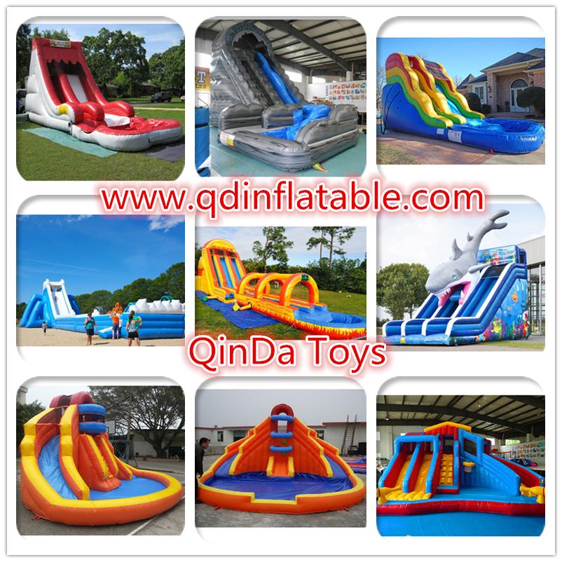QinDa Toys Inflatable Slide