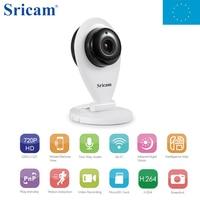 Hotsale White HD Mini Wifi IP Camera Wireless 720P Smart P2P Baby Monitor