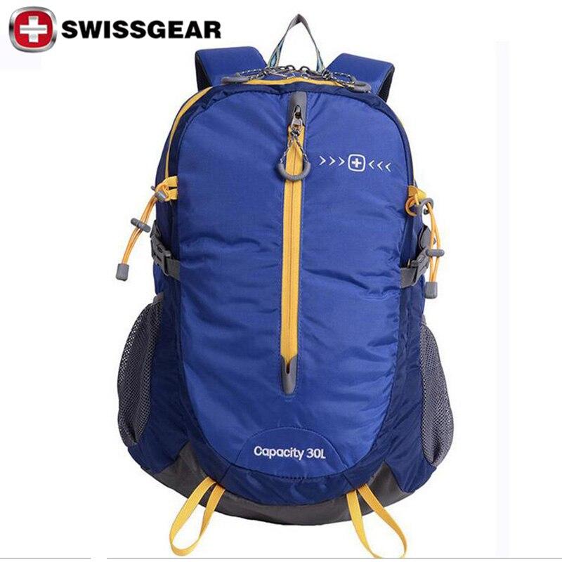 New Brand SWISSGEAR Travel Sport Waterproof 17 Nylon Laptop Men and Women Backpack Computer Notebook Bag