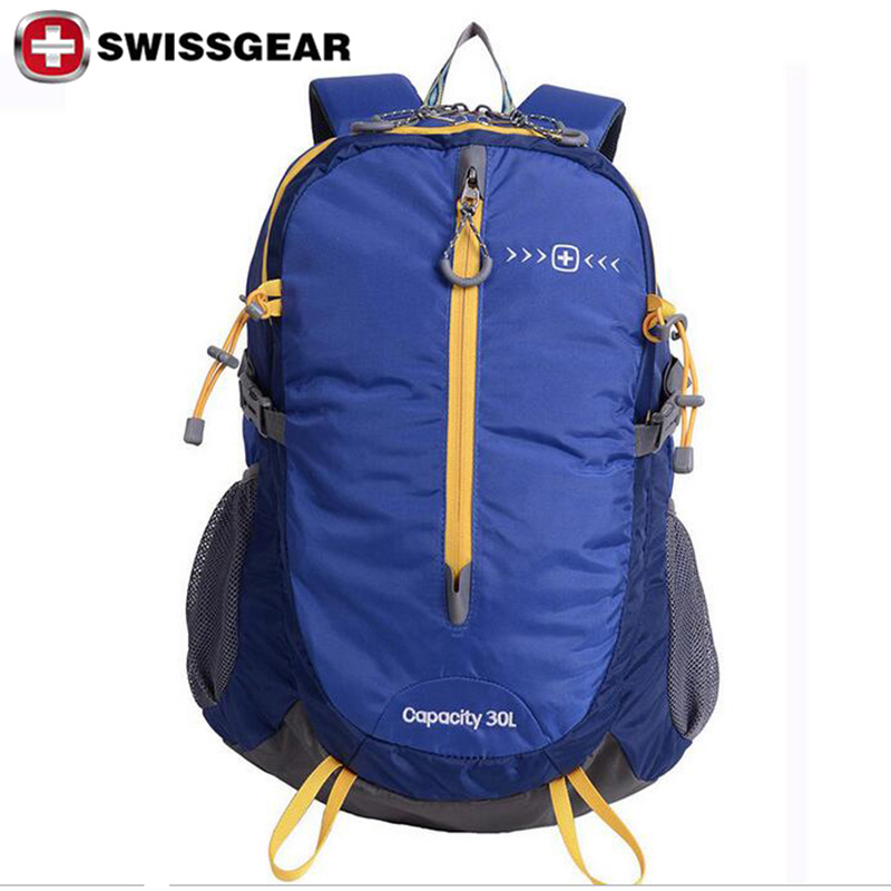 New Brand SWISSGEAR Travel font b Sport b font Waterproof 17 Nylon Laptop Men and Women
