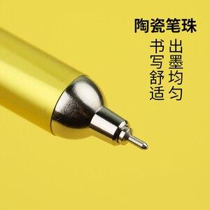 Image 3 - Japan OHTO HORIZON Color Push Gel Pen 0.5mm NKG Business Office Signing Pen  Kawaii School Supplies 1PCS