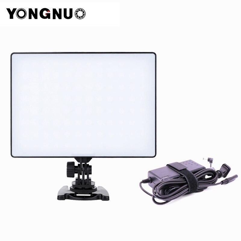 YONGNUO YN300 Air 3200K 5500K LED Video Light Panel with Power Adapter YN300air for Wedding Video