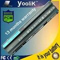 Batería del ordenador portátil para Dell Latitude E5420 E5420m E5520 E5530 E6430 E6520 E5430 E5520m E6420 E6530 E6440 para Inspiron 14R 15R