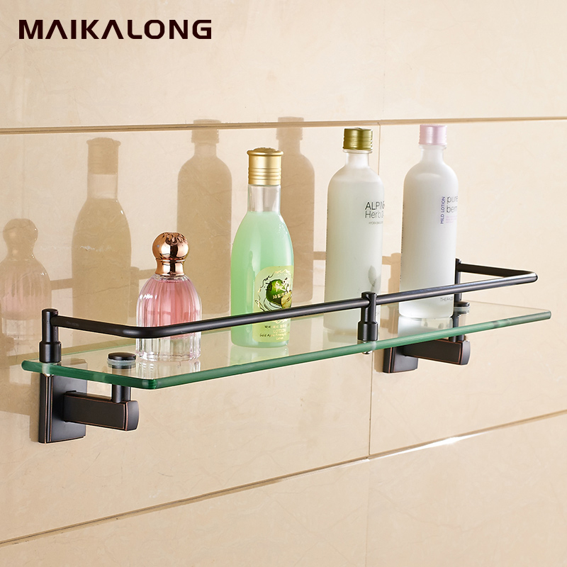 Bathroom Accessories Glass Shelves compare prices on glass shelf corner- online shopping/buy low