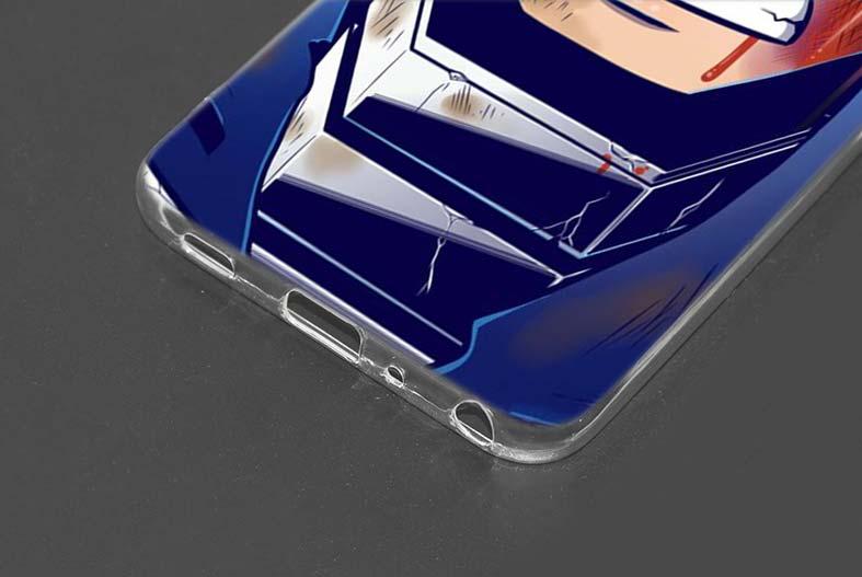 سيليكون لينة جراب هاتف أنيمي بطلي الأكاديمية ل LG K50 K40 Q8 Q7 Q6 V50 V40 V35 V30 V20 G8 g7 G6 G5 ThinQ البسيطة غطاء