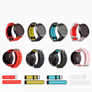 22mm Silicone Watch Strap for