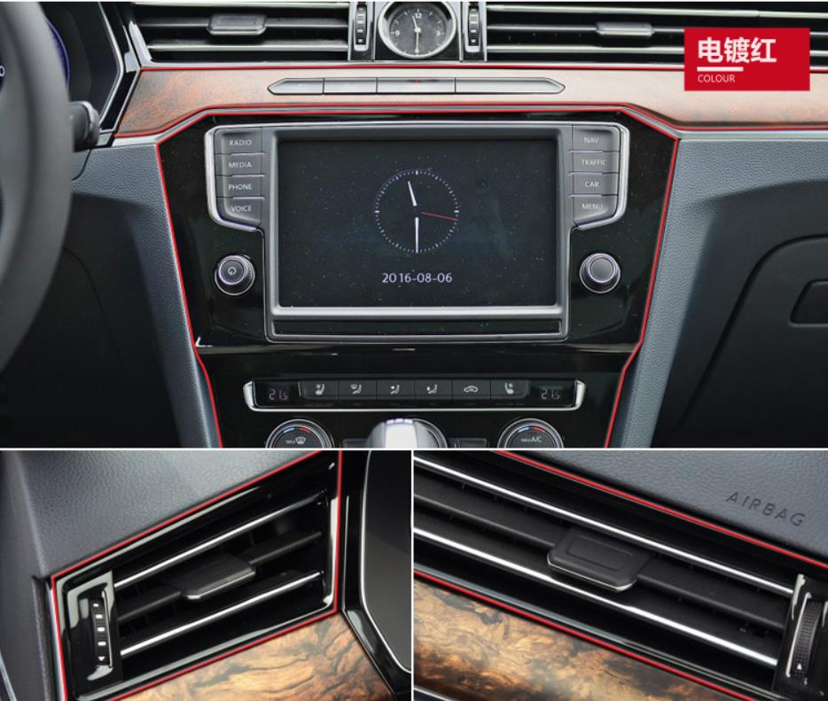 Image 5 - 5M Car Interior Decoration Moulding For BMW E46 E39 E38 E90 E60 E36 F30 F30 E34 F10 F20 E92 E38 E91 E53 E70 X5 X3 X6 M M3 M5 M2-in Car Stickers from Automobiles & Motorcycles