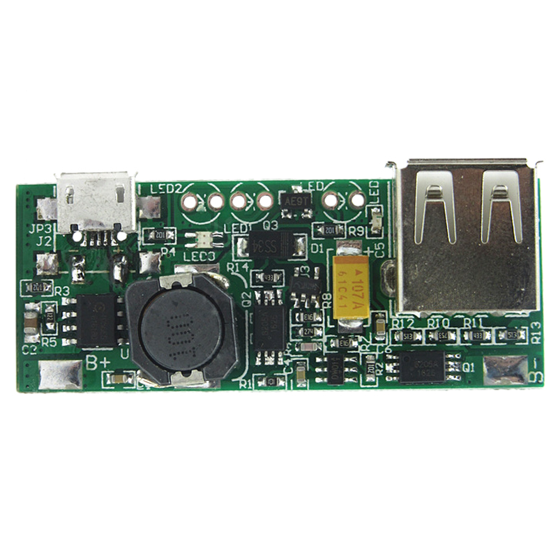 USB 5V 1A Lithium Battery Charger Module Charging Module Board