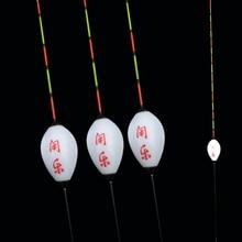 3pcs/lot Fishing Floats Buoy Bobber Crucian&Carp Preferred Flotador Pesca 1-3# Composite Nano Accessory Tackle
