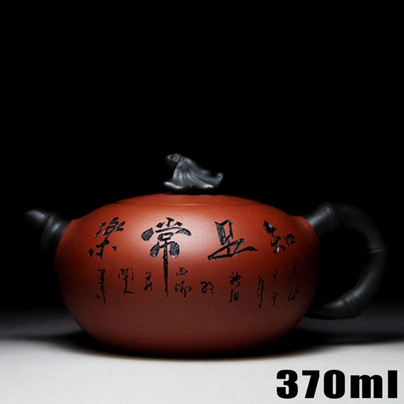 Bonus 3 Cups 2017 Yixing Teapot Cup Set Zhu Fu Xishi Teapot Teapot Zisha Clay