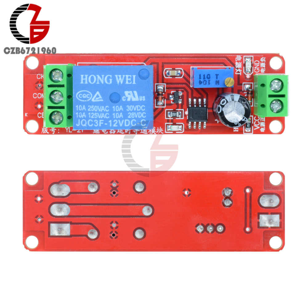 Detail Feedback Questions About Dc 12v Ne555 Time Delay Relay Shield Timer Circuit With Using 555 Control Switch Timing Module 010s