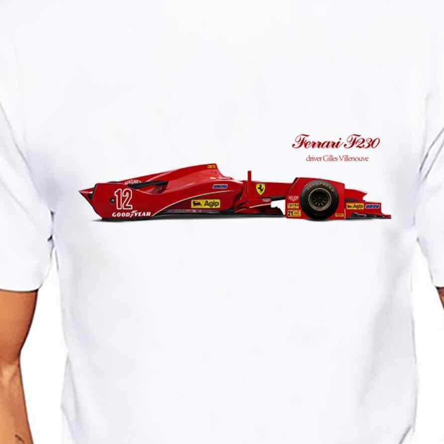 Золото шин чашки серии F1 Авто дизайном футболка homme новая дышащая мужская футболка короткий рукав плюс Размеры jollypeach футболка для мужчин