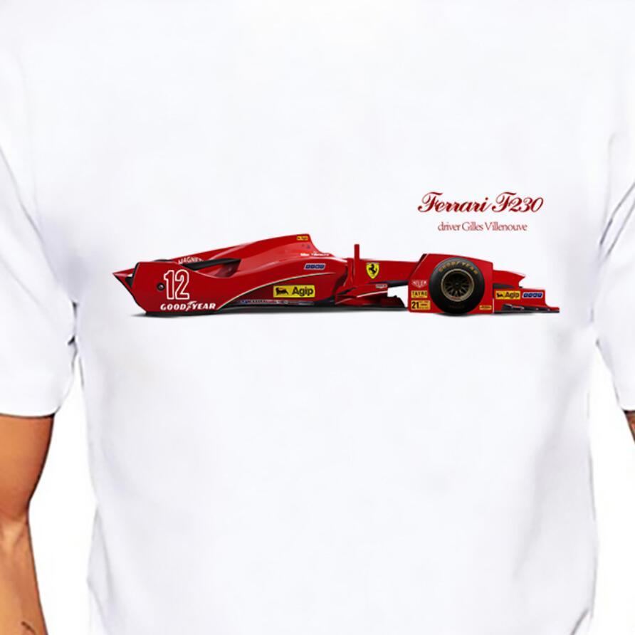 Die Gold Reifen Cup Serie F1 Autos Design T Shirt Herren neue - Herrenbekleidung - Foto 2