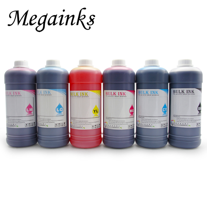 500ML Dye Ink for <font><b>HP</b></font> 100 500 510 800 5500 T610 T770 T790 T1100 T1120 T1200 T1300 T2300 Z2100 Z3100 Z3200 Z5200 Z6100 Printer MBK image