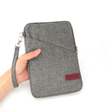 купить Universal for Kindle Paperwhite 1 2 3 Case Tablet Liner Sleeve Pouch Bag for Kindle 8 Gen Voyage Pocketbook 622/626 Tablet Cover дешево