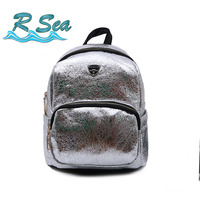 6d5a16da2 Jelly Small Backpack Trending Korean Laser Double Back Bag Fashion  Personality Candy Backpack