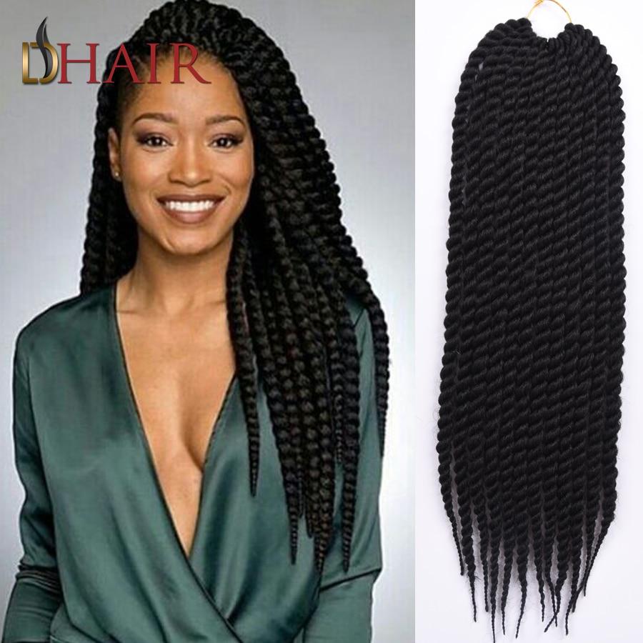 Aliexpress.com : Buy Crochet Braid Hair Havana Mambo Twist Hair 12/24 ...