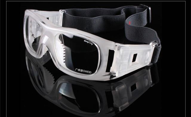Nova Chegada Tênis De Basquete Futebol Esportes Ao Ar Livre Óculos de Proteção Óculos de Proteção Para Os Olhos óculos de Segurança Óculos de Esportes óculos