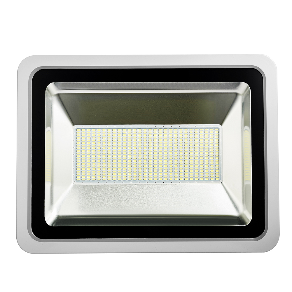 Ultrathin Led Flood Light 300W LED Street Light 220V Waterproof Led Floodlight Spotlight Outdoor Lighting LED Reflector Lamp ultrathin led flood light 200w ac85 265v waterproof ip65 floodlight spotlight outdoor lighting free shipping