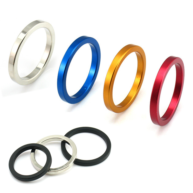 Male Diameter 4cm 4.5cm 5cm Aluminum Alloy Metal Penis <font><b>Ring</b></font> Delay Ejaculation <font><b>Cock</b></font> <font><b>Ring</b></font> <font><b>Sex</b></font> <font><b>Toys</b></font> for Men Erotic Games Cockring image