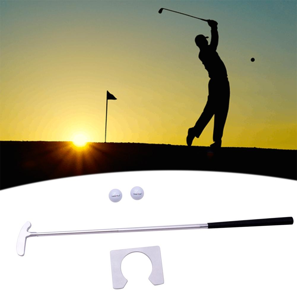 Golf Putter Aluminum Training Two-Way Head Putter For Left And Right Hand