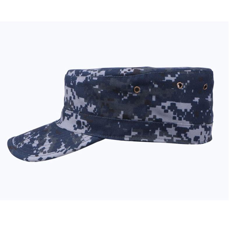Exército BDU Combate Caça Ranger Headwear Exterior