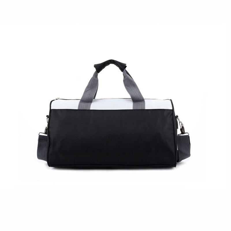 Футбольная сумка для тренажерного зала, бега, кемпинга, тренировок, водонепроницаемая сумка для баскетбола, фитнеса, вместительная Мужская и женская сумка для фитнеса, спортивные сумки-3