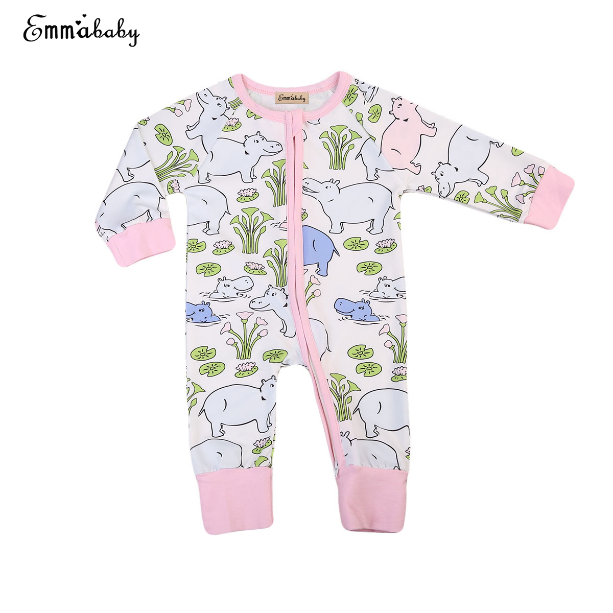 7cea1244c great fit 1fb8d 658f4 emmababy newborn infant baby girls long sleeve ...