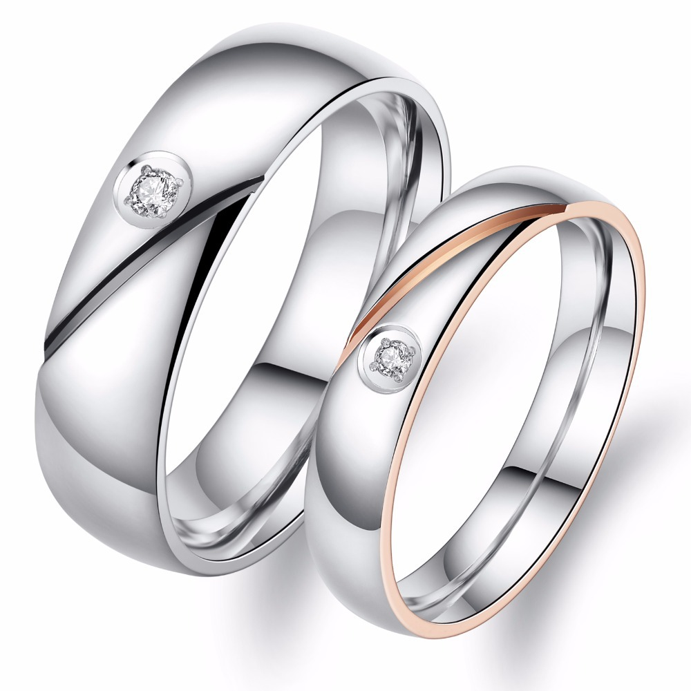 Awesome Wedding Ring Sets for Man and Woman