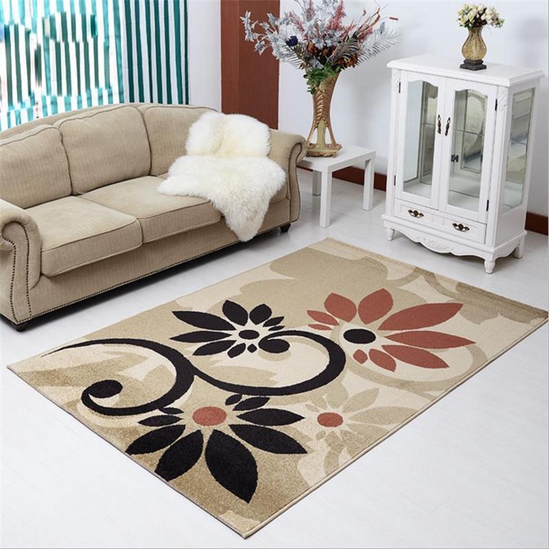 120x170 cm moderno alfombras de polipropileno para saln dormitorio mesa de caf de alfombras y alfombras