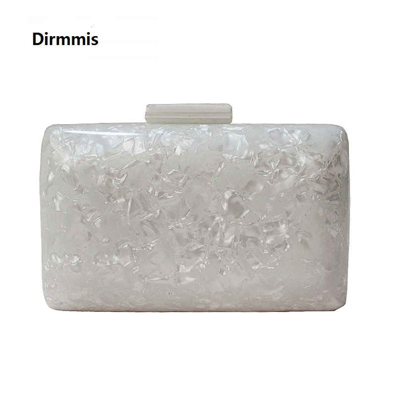 Woman New Acrylic Wallet 2018 Brand Fashion Small Handbag Luxury Marble White Solid Evening Bags Woman Party Prom Casual Clutch brand fashion new wallet women messenger bag acrylic party prom luxury handbag cute woman bags solid evening bag elegant clutch