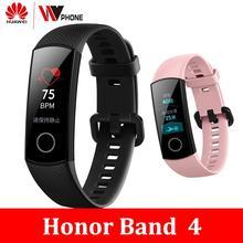 Original Huawei Honor Band 4 Color Amoled 0.95″ Touch screen Swim Posture Detect Heart Rate Sleep Snap Smart Wristband