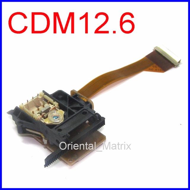 Frete Grátis Original CDM-12.6 Picareta Óptica Até CDM12.6 CD Laser Lens Optical Pick-up