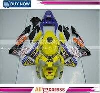 For Honda CBR 600 RR 2003 2004 Injection ABS Plastic CBR600RR 03 04 Custom Design motorcycle Fairing Kit Bodywork