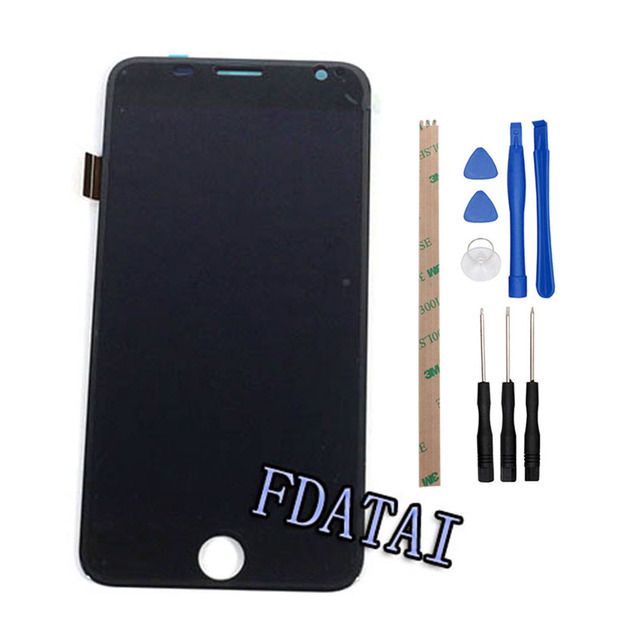For Prestigio Grace R7 PSP7501DUO Touch Screen PSP7501 DUO Display with Touch Screen Digitizer Assembly + Tools