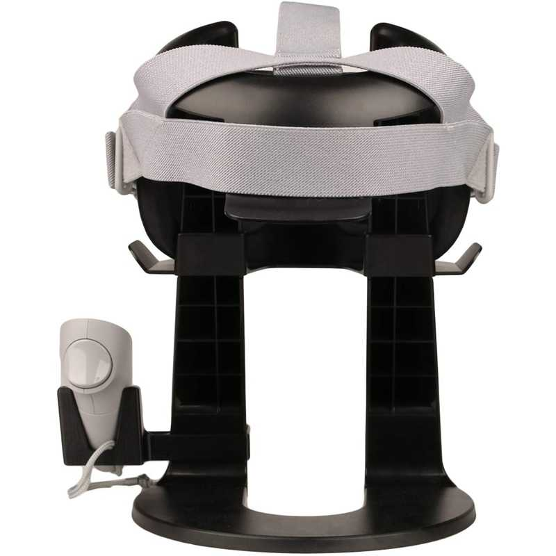 Soporte de controlador de juegos de estación de visualización de auriculares 3D de realidad Virtual Amvr para Samsung Gear Vr, Daydream View, Vive Focus