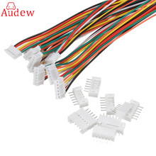 10 Sets Mini Micro JST 2.0 PH 4-Pin/5-Pin/6-Pin Connector Pl