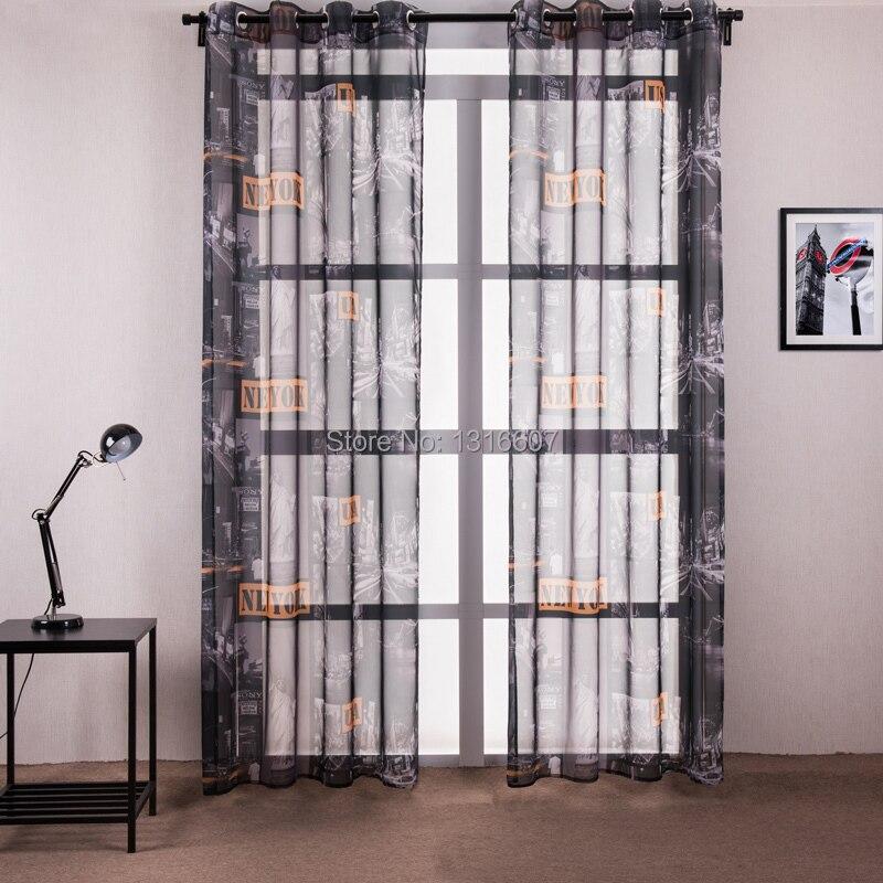 achetez en gros rideaux pas cher en ligne des grossistes rideaux pas cher chinois aliexpress. Black Bedroom Furniture Sets. Home Design Ideas
