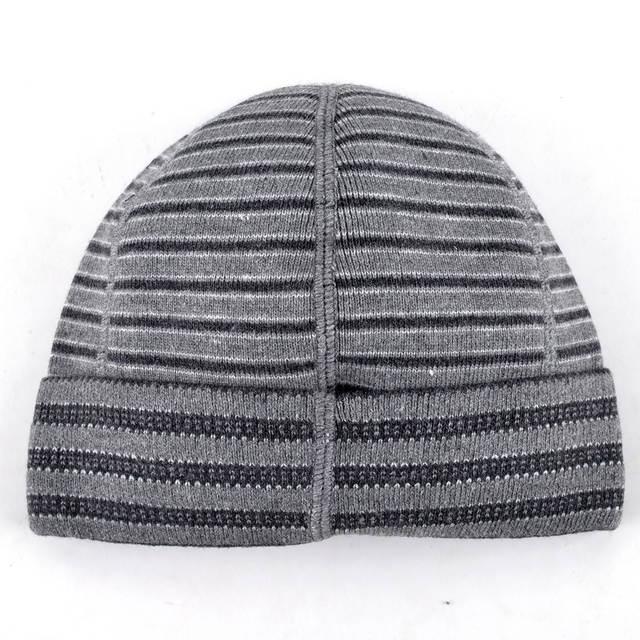 placeholder 2018 Winter Hats Beanies For Men Gorro Beanie Fringe Designer  Plus Velvet Hat Knitted Caps Bonnet 13630110a96a