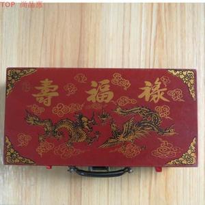 Image 4 - Een Set van Prachtige Chinese 32 stuks Terra Cotta Warriors Standbeeld Schaken met Antieke Dragon Phoenix Doos